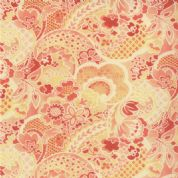 Moda Mimi by Chez Moi - 2716 - Dusky Pink Floral 16093-11 100% Cotton Fabric